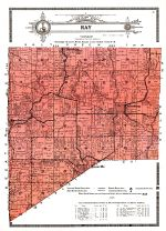 Ray Township, Ripley and Franklin Counties 1921
